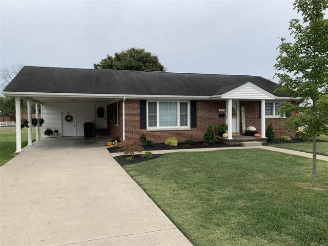 817 S Main Street, Brownstown, IN 47220 (MLS #21741985) :: The ORR Home Selling Team