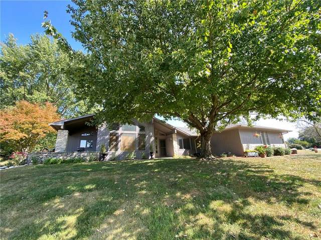 235 Hillview Drive, Martinsville, IN 46151 (MLS #21741989) :: Mike Price Realty Team - RE/MAX Centerstone