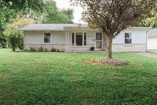 5507 Council Ring Boulevard, Kokomo, IN 46902 (MLS #21741996) :: Mike Price Realty Team - RE/MAX Centerstone