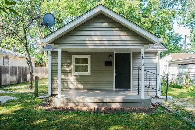 2912 Villa Avenue, Indianapolis, IN 46203 (MLS #21741999) :: Mike Price Realty Team - RE/MAX Centerstone