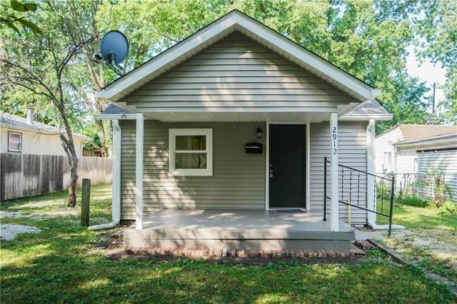 2912 Villa Avenue, Indianapolis, IN 46203 (MLS #21741999) :: Heard Real Estate Team | eXp Realty, LLC