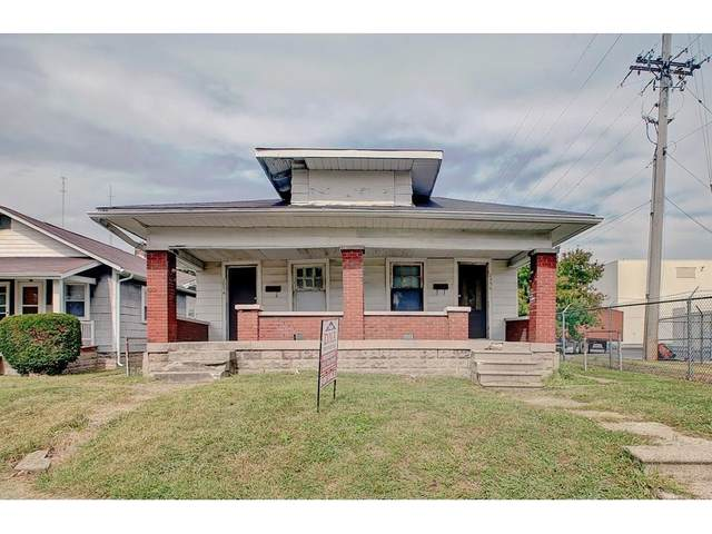 2034 Southeastern Avenue, Indianapolis, IN 46201 (MLS #21742034) :: AR/haus Group Realty