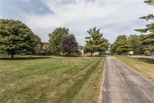 1208 E County Road 600 N, Pittsboro, IN 46167 (MLS #21742047) :: The ORR Home Selling Team