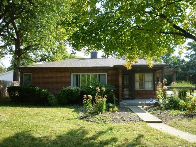 1901 N Leland Avenue, Indianapolis, IN 46218 (MLS #21742048) :: Richwine Elite Group