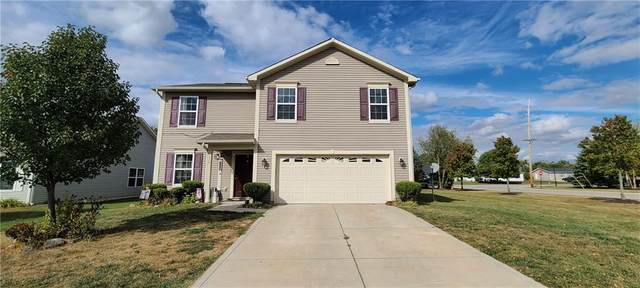 510 Reed Court, Greenfield, IN 46140 (MLS #21742057) :: Heard Real Estate Team | eXp Realty, LLC