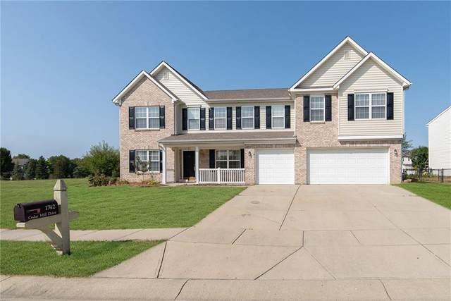 1742 Cedar Mill Drive, Avon, IN 46123 (MLS #21742059) :: The Indy Property Source