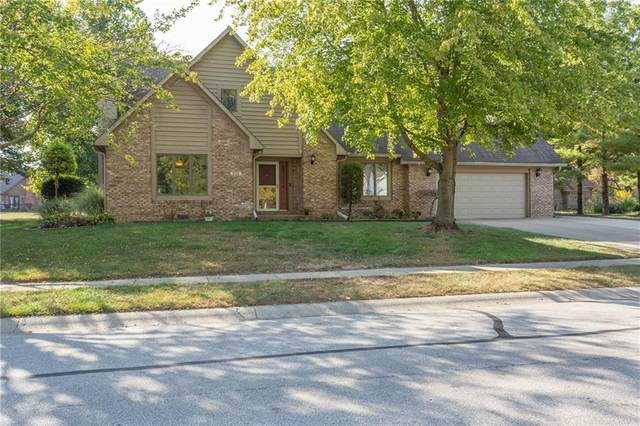 650 Keeler Drive, Avon, IN 46123 (MLS #21742060) :: The Indy Property Source