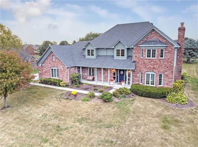 6922 Four Winds Court, Brownsburg, IN 46112 (MLS #21742062) :: Heard Real Estate Team | eXp Realty, LLC