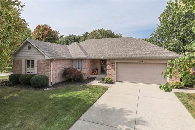 5198 Heckman Way, Greenwood, IN 46142 (MLS #21742073) :: David Brenton's Team