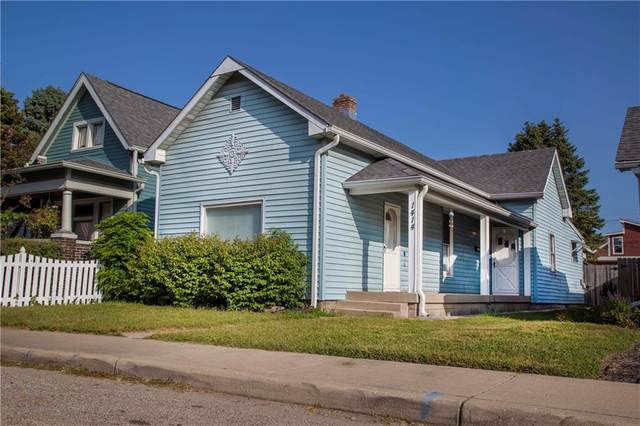 1414 Terrace Avenue, Indianapolis, IN 46203 (MLS #21742075) :: HergGroup Indianapolis