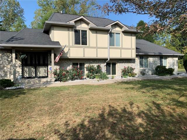 1108 Ridgeview Court, Avon, IN 46123 (MLS #21742085) :: Heard Real Estate Team | eXp Realty, LLC
