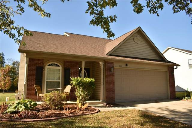 1240 Orphant Annie Drive, Greenfield, IN 46140 (MLS #21742103) :: Richwine Elite Group