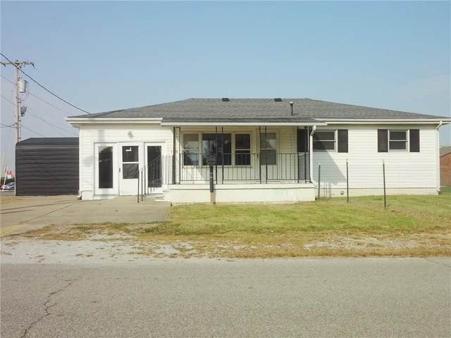 1101 N Park Street, Greensburg, IN 47240 (MLS #21742112) :: The Indy Property Source