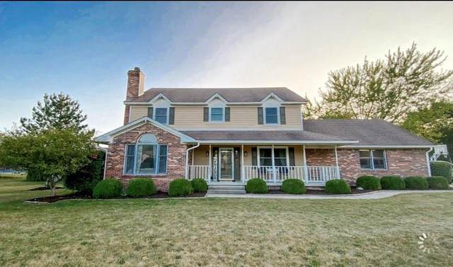 1652 Valley Brook Drive, Indianapolis, IN 46229 (MLS #21742119) :: Mike Price Realty Team - RE/MAX Centerstone