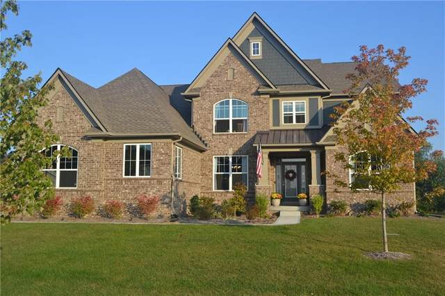 12175 Whisper Ridge Drive, Noblesville, IN 46060 (MLS #21742120) :: AR/haus Group Realty