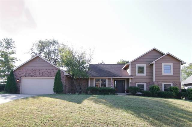 685 La Placita Road, Greenwood, IN 46143 (MLS #21742126) :: Mike Price Realty Team - RE/MAX Centerstone
