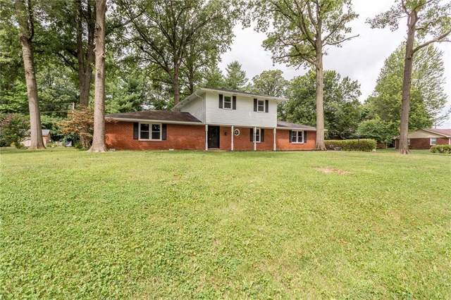 2315 Meadow Way, Anderson, IN 46012 (MLS #21742127) :: The ORR Home Selling Team