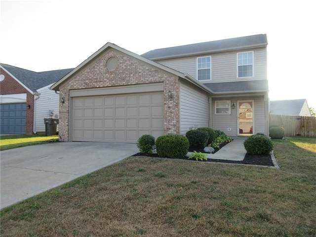 4322 Strawflower Drive, Indianapolis, IN 46237 (MLS #21742165) :: Mike Price Realty Team - RE/MAX Centerstone