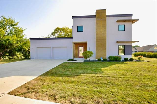 1501 N Salem Court, Greenfield, IN 46140 (MLS #21742175) :: Anthony Robinson & AMR Real Estate Group LLC