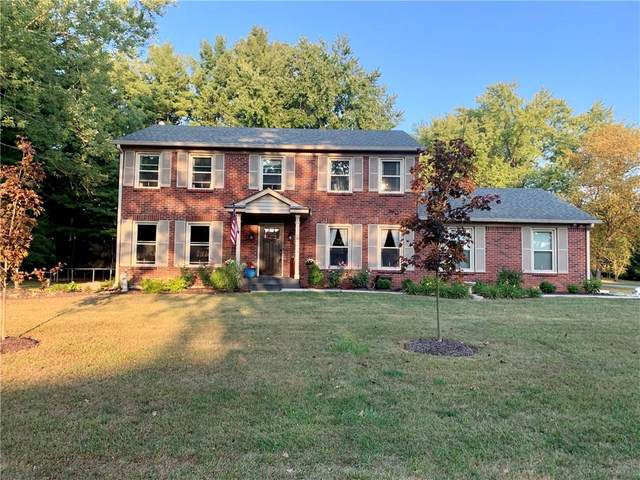 1305 Bowman Drive, Greenfield, IN 46140 (MLS #21742178) :: Mike Price Realty Team - RE/MAX Centerstone