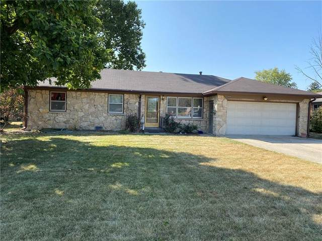 428 Lawndale Drive, Plainfield, IN 46168 (MLS #21742181) :: The Indy Property Source