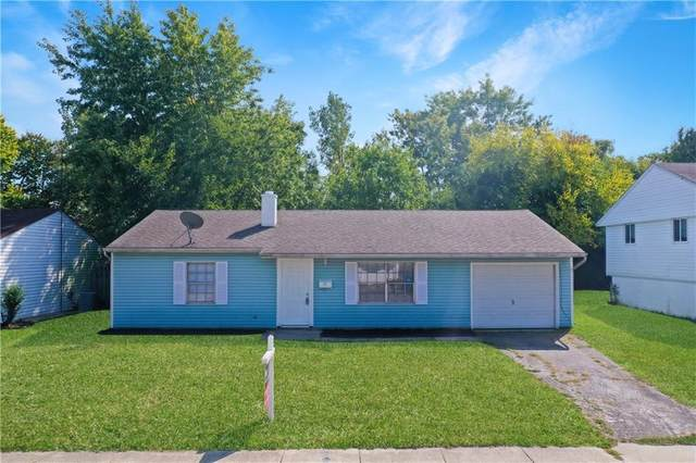 9049 E 34th Street, Indianapolis, IN 46235 (MLS #21742183) :: AR/haus Group Realty
