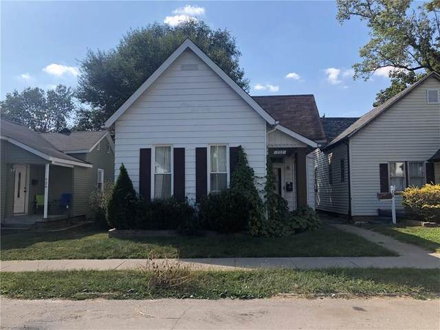 732 California Street, Columbus, IN 47201 (MLS #21742184) :: AR/haus Group Realty
