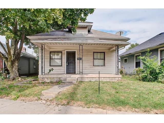 2010 Southeastern Avenue, Indianapolis, IN 46201 (MLS #21742190) :: AR/haus Group Realty