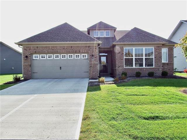 3573 Gillsland Road, Bargersville, IN 46143 (MLS #21742191) :: David Brenton's Team