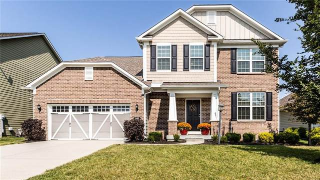 840 Holly Lane Farms Drive, Westfield, IN 46074 (MLS #21742212) :: The Indy Property Source