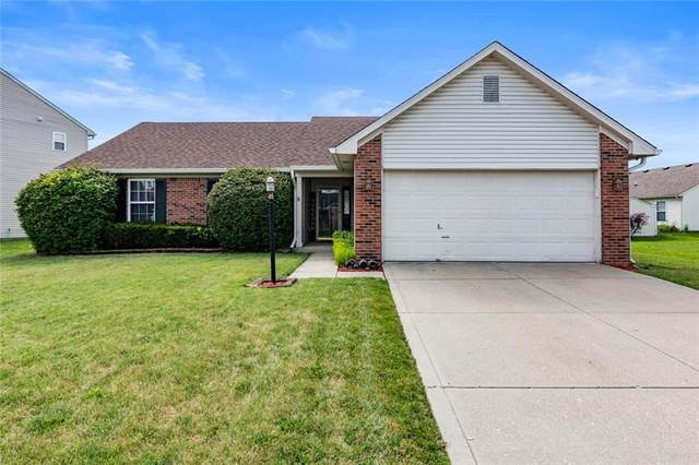 1002 Treyburn Green Drive, Indianapolis, IN 46239 (MLS #21742214) :: Mike Price Realty Team - RE/MAX Centerstone