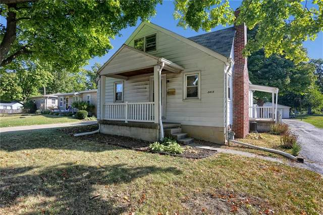 2415 S Keystone, Indianapolis, IN 46203 (MLS #21742220) :: Anthony Robinson & AMR Real Estate Group LLC