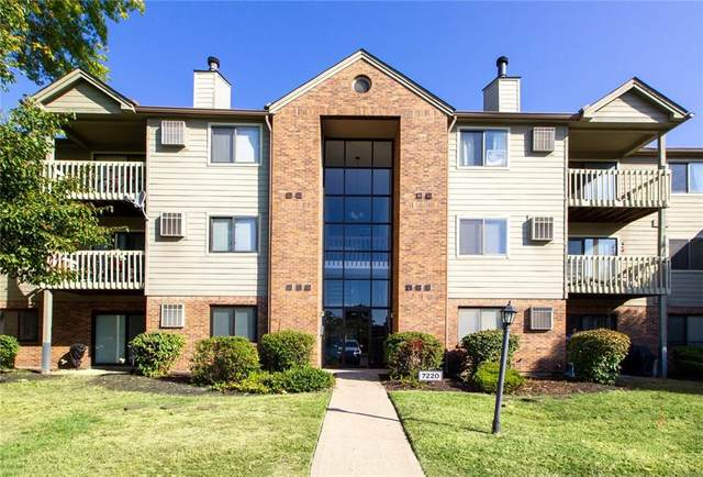 7220 Village Parkway #11 Drive, Indianapolis, IN 46254 (MLS #21742223) :: Richwine Elite Group