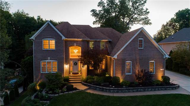 9739 Fortune Drive, Fishers, IN 46037 (MLS #21742224) :: Heard Real Estate Team | eXp Realty, LLC
