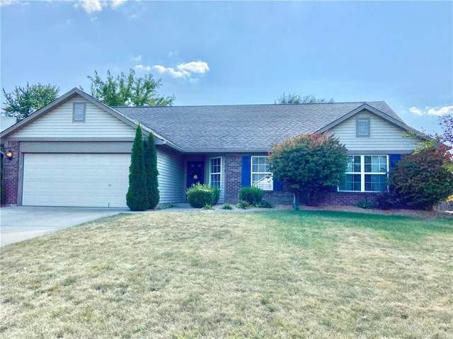 750 North Shore Boulevard, Franklin, IN 46131 (MLS #21742225) :: AR/haus Group Realty