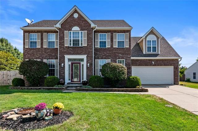2131 Russet Court, Plainfield, IN 46168 (MLS #21742228) :: David Brenton's Team