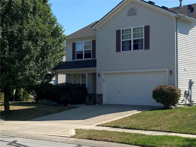 8417 Waterleaf Drive, Plainfield, IN 46168 (MLS #21742230) :: The Indy Property Source