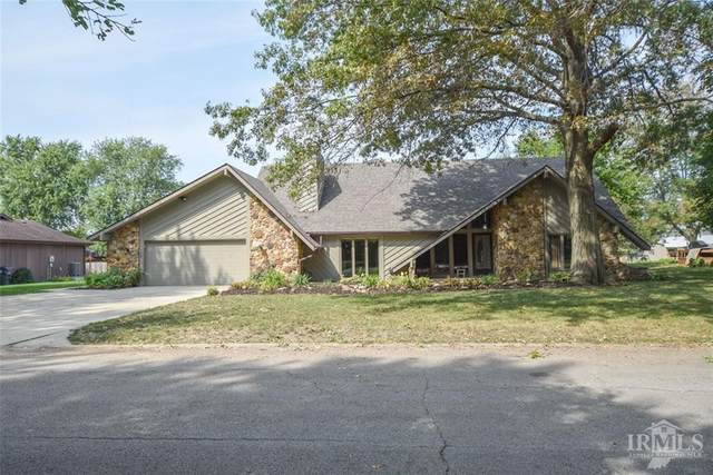2608 W Sun Valley Parkway, Muncie, IN 47303 (MLS #21742233) :: Anthony Robinson & AMR Real Estate Group LLC