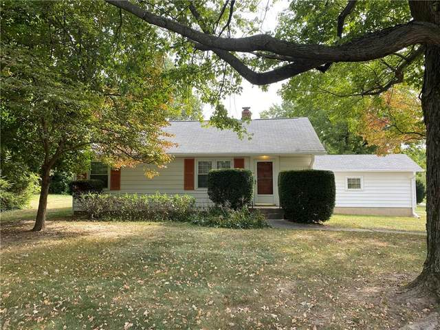 7645 Harcourt Road, Indianapolis, IN 46260 (MLS #21742240) :: Richwine Elite Group