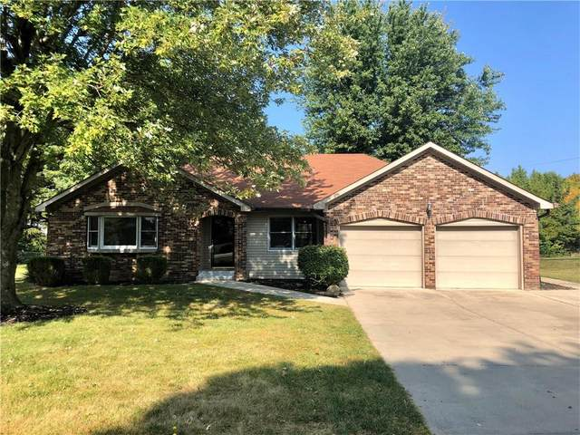 5236 Flintstone Drive, Indianapolis, IN 46237 (MLS #21742250) :: Anthony Robinson & AMR Real Estate Group LLC