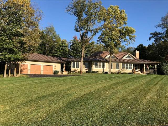 2951 E 216th Street, Westfield, IN 46034 (MLS #21742255) :: The ORR Home Selling Team