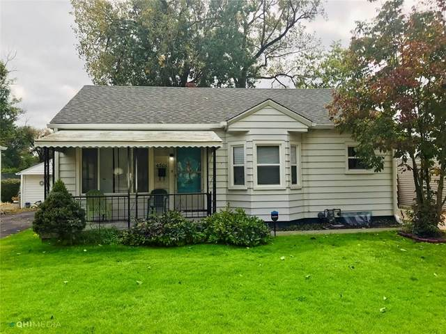 4301 E 36TH Street, Indianapolis, IN 46218 (MLS #21742262) :: Mike Price Realty Team - RE/MAX Centerstone