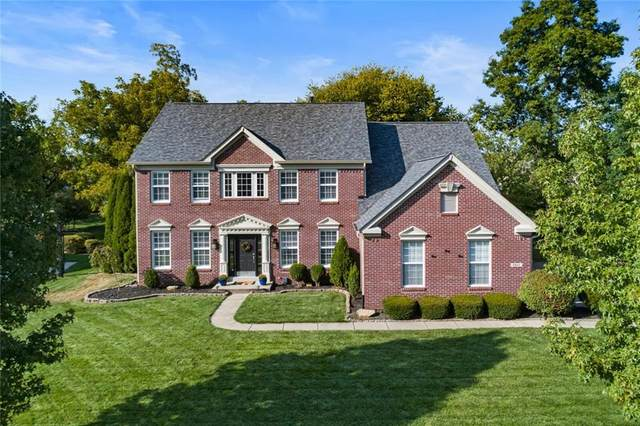 5922 Garden Gate Way, Carmel, IN 46033 (MLS #21742269) :: HergGroup Indianapolis