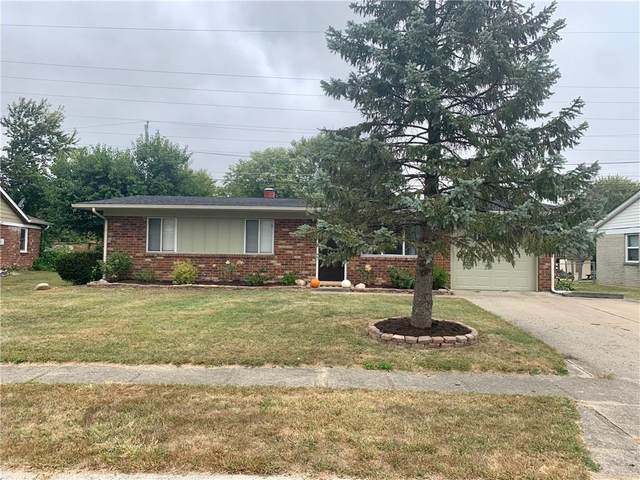 610 Redfern Drive, Beech Grove, IN 46107 (MLS #21742285) :: Anthony Robinson & AMR Real Estate Group LLC