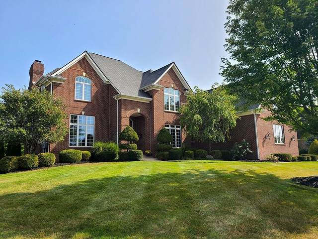 2458 Londonberry Boulevard, Carmel, IN 46032 (MLS #21742294) :: HergGroup Indianapolis