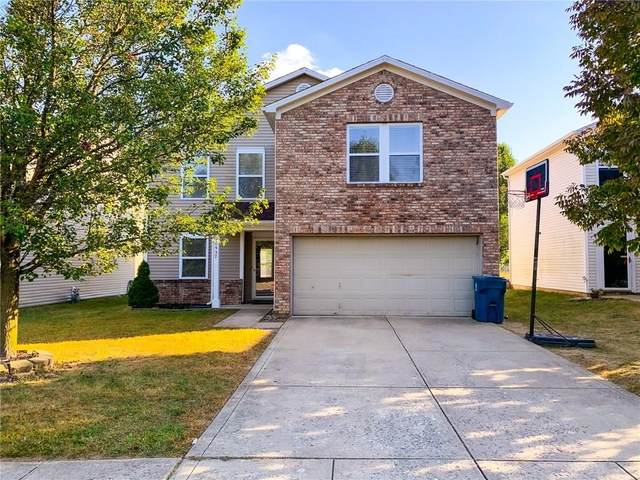 8937 Orchid Bloom Place, Indianapolis, IN 46231 (MLS #21742313) :: Your Journey Team