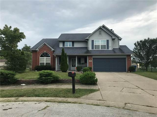 11063 Springtree Place, Indianapolis, IN 46239 (MLS #21742326) :: Mike Price Realty Team - RE/MAX Centerstone