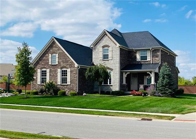 14922 Harbour Ridge Circle, Carmel, IN 46032 (MLS #21742331) :: Mike Price Realty Team - RE/MAX Centerstone