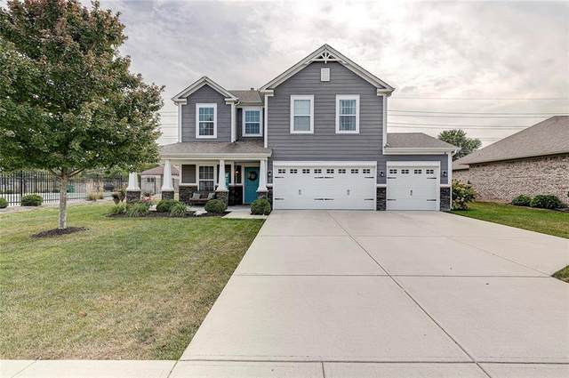15 Torrey Pine Drive, Brownsburg, IN 46112 (MLS #21742332) :: Mike Price Realty Team - RE/MAX Centerstone