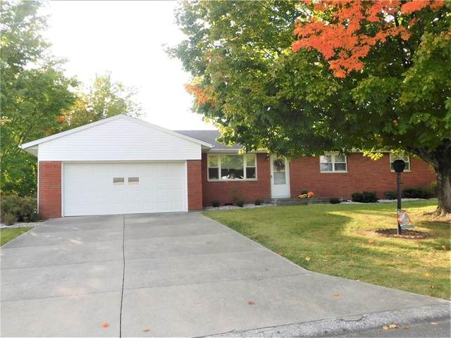 713 S Ryle Center, Greensburg, IN 47240 (MLS #21742338) :: Heard Real Estate Team | eXp Realty, LLC